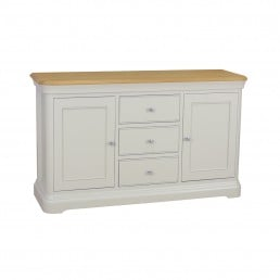 Stag Crompton 2 Door 3 Drawer Sideboard