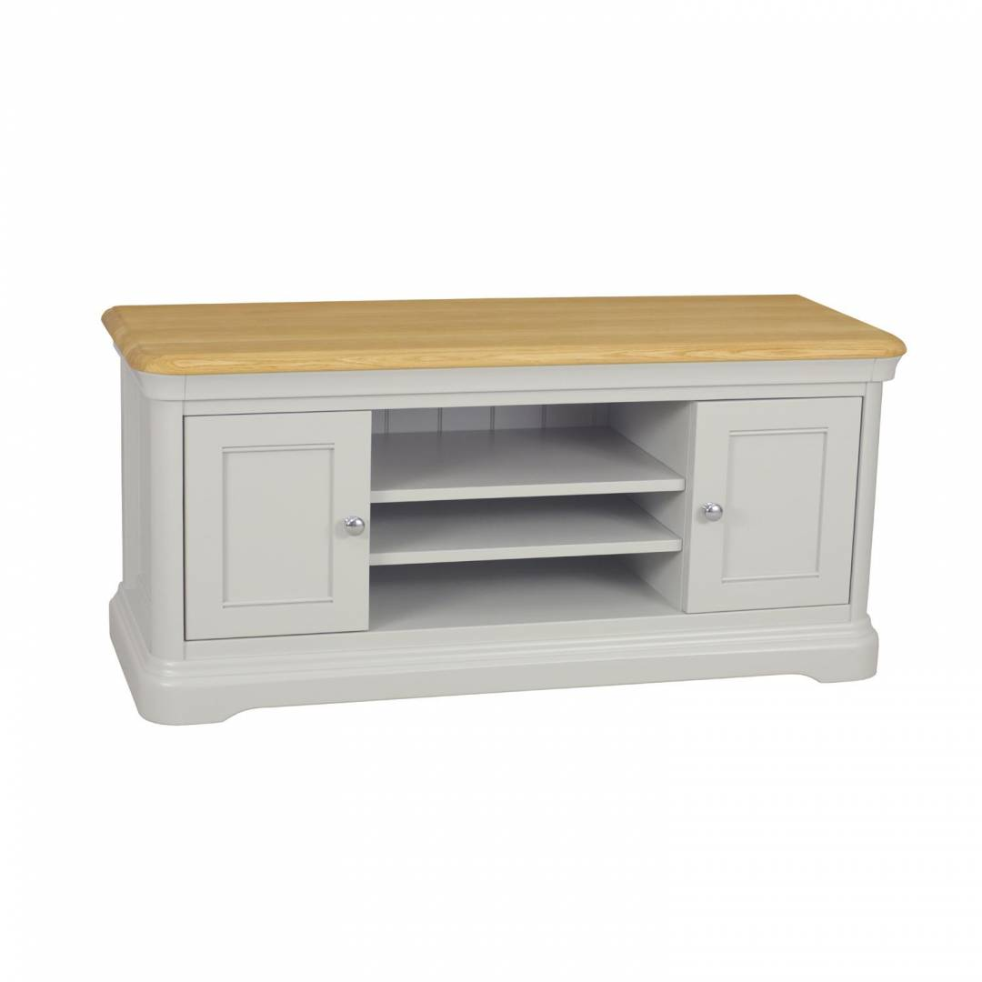 Stag Crompton Wide TV Unit