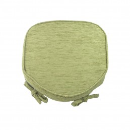 Savannah Piped Seat Pad Sage