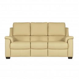 Parker Knoll Albany 3 Seater Sofa Double Manual Recliner