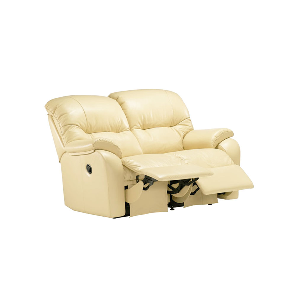 G Plan Mistral 2 Seater Double Manual Recliner Sofa