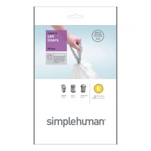 Simple Human 20L Type E Bin Liner