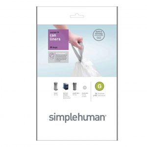 Simple Human 30L Type G Bin Liner