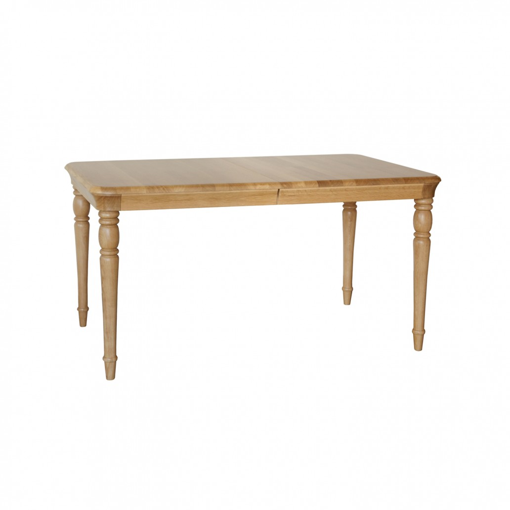 Stag Langham 180-220cm Extending Dining Table