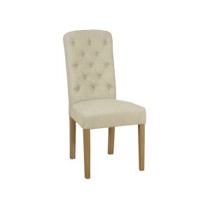Stag Langham Button Dining Chair