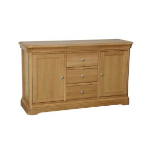 Stag Langham 2 Door 3 Drawer Sideboard