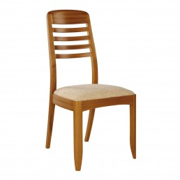Shades Teak Ladder Back Dining Chair