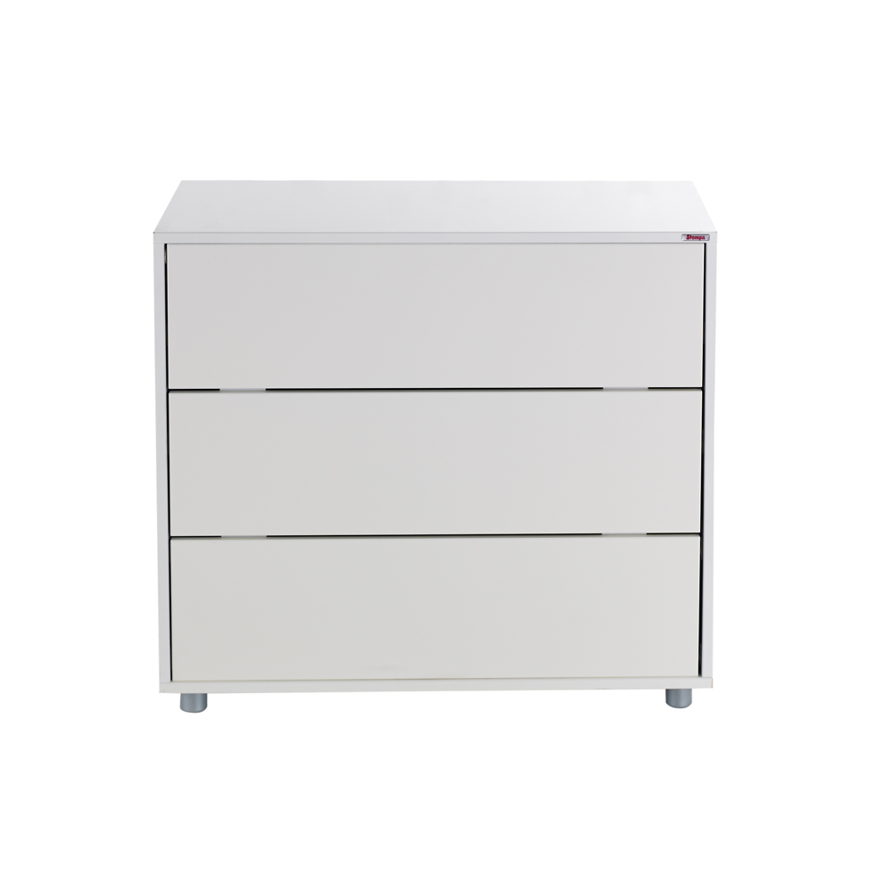 Stompa Duo Uno S 3 Drawer Chest