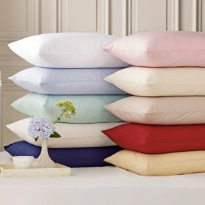 Helena Springfield Plain Dye Housewife Pillowcase