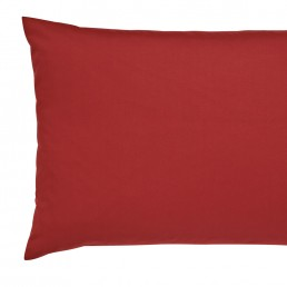 Helena Springfield Plain Dye Fitted Sheet Red