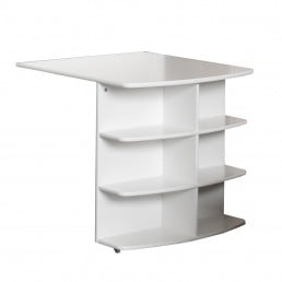 Stompa Pull Out Desk White