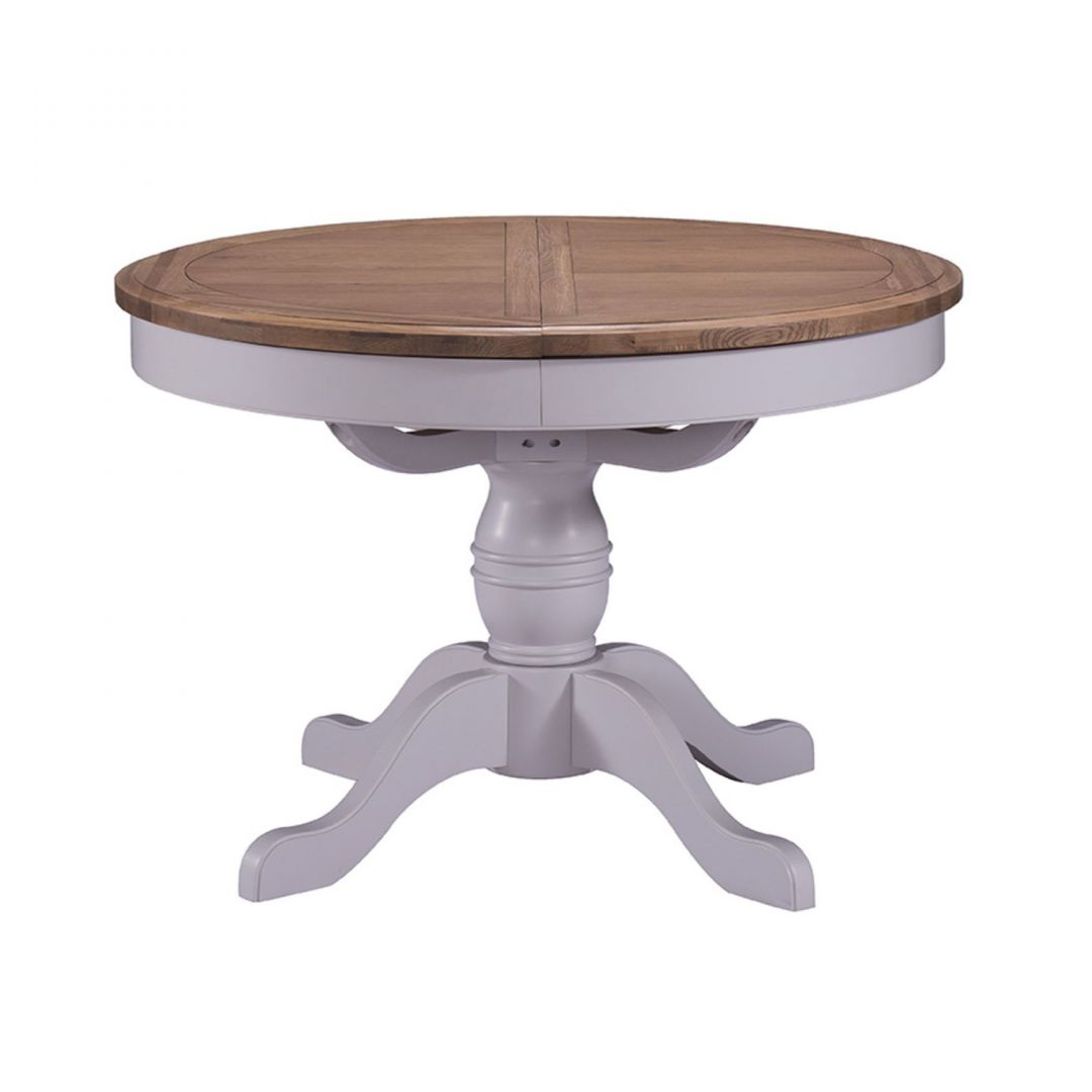 Rochelle Round Extending Dining Table