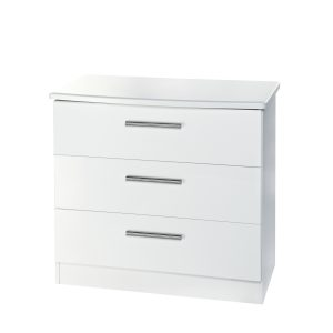 Krib 3 Drawer Chest