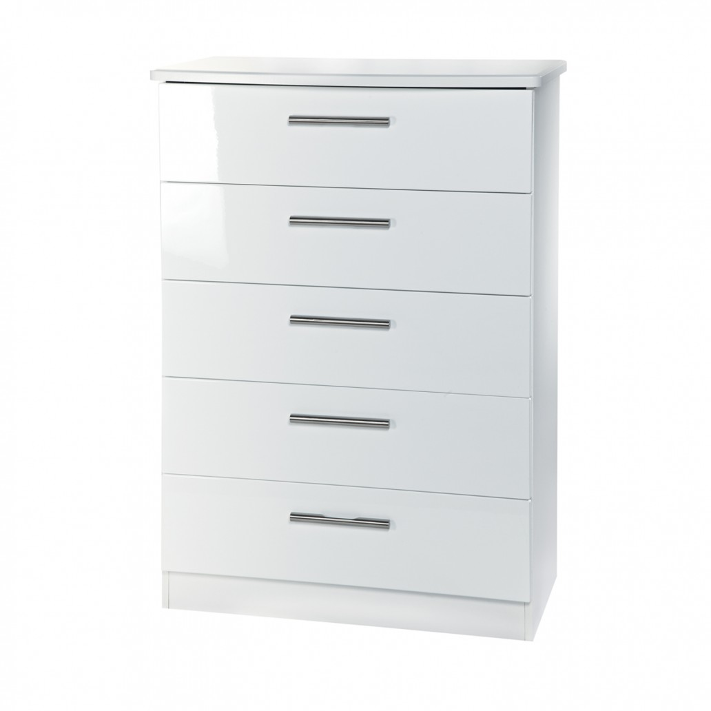 Krib 5 Drawer Chest
