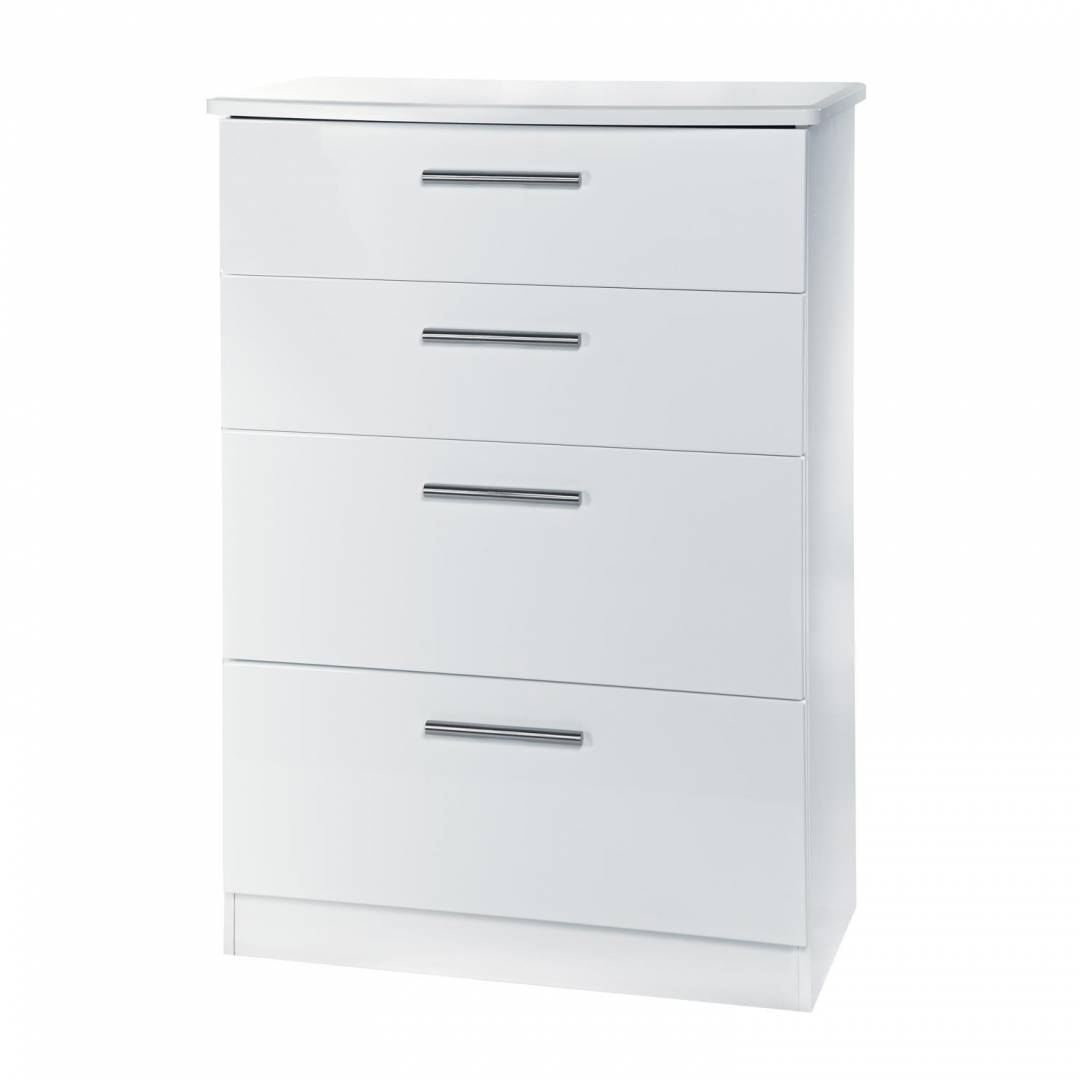 Krib 4 Drawer Deep Chest
