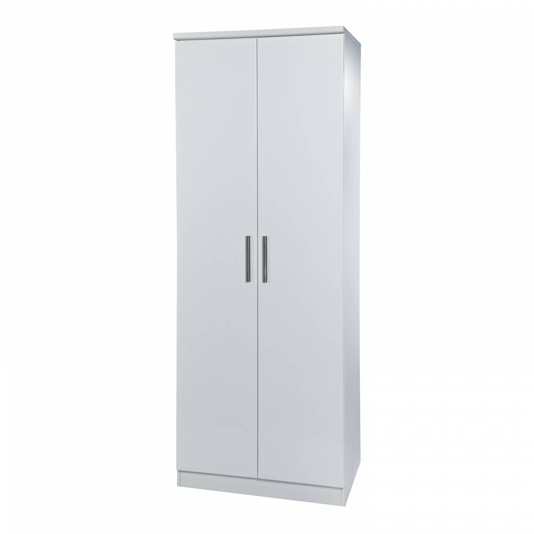 Krib Tall Plain Wardrobe
