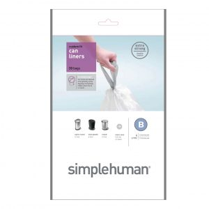 Simple Human 6L Type B Bin Liner