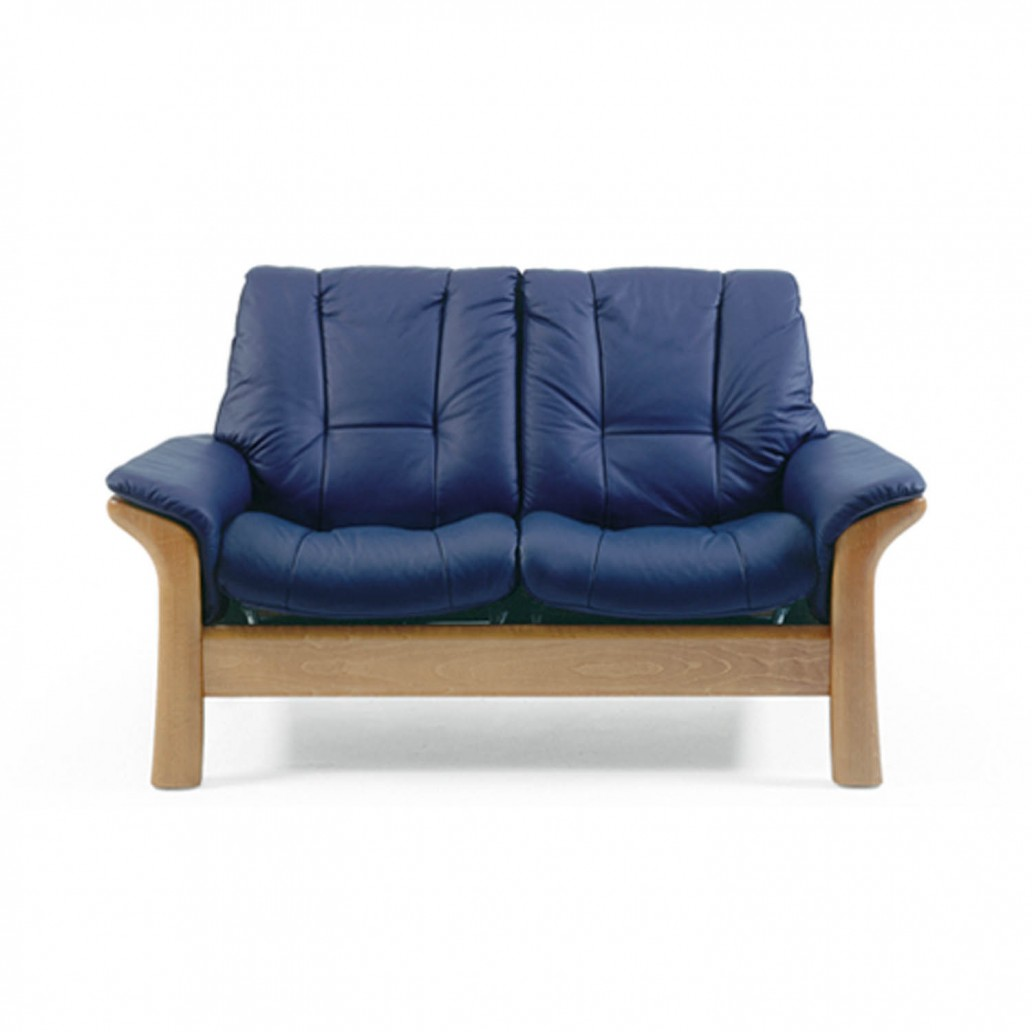 Stressless Windsor Low Back 2 Seater Sofa