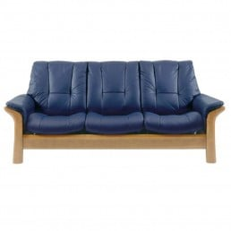 Stressless Windsor Low Back 3 Seater Sofa