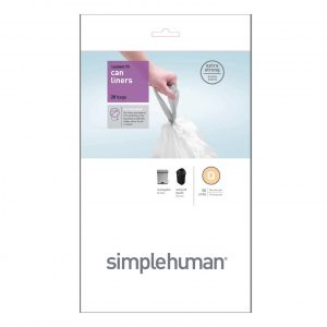 Simple Human 50L Type Q Bin Liner