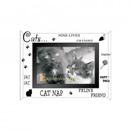 Moments Cat Frame 6×4″
