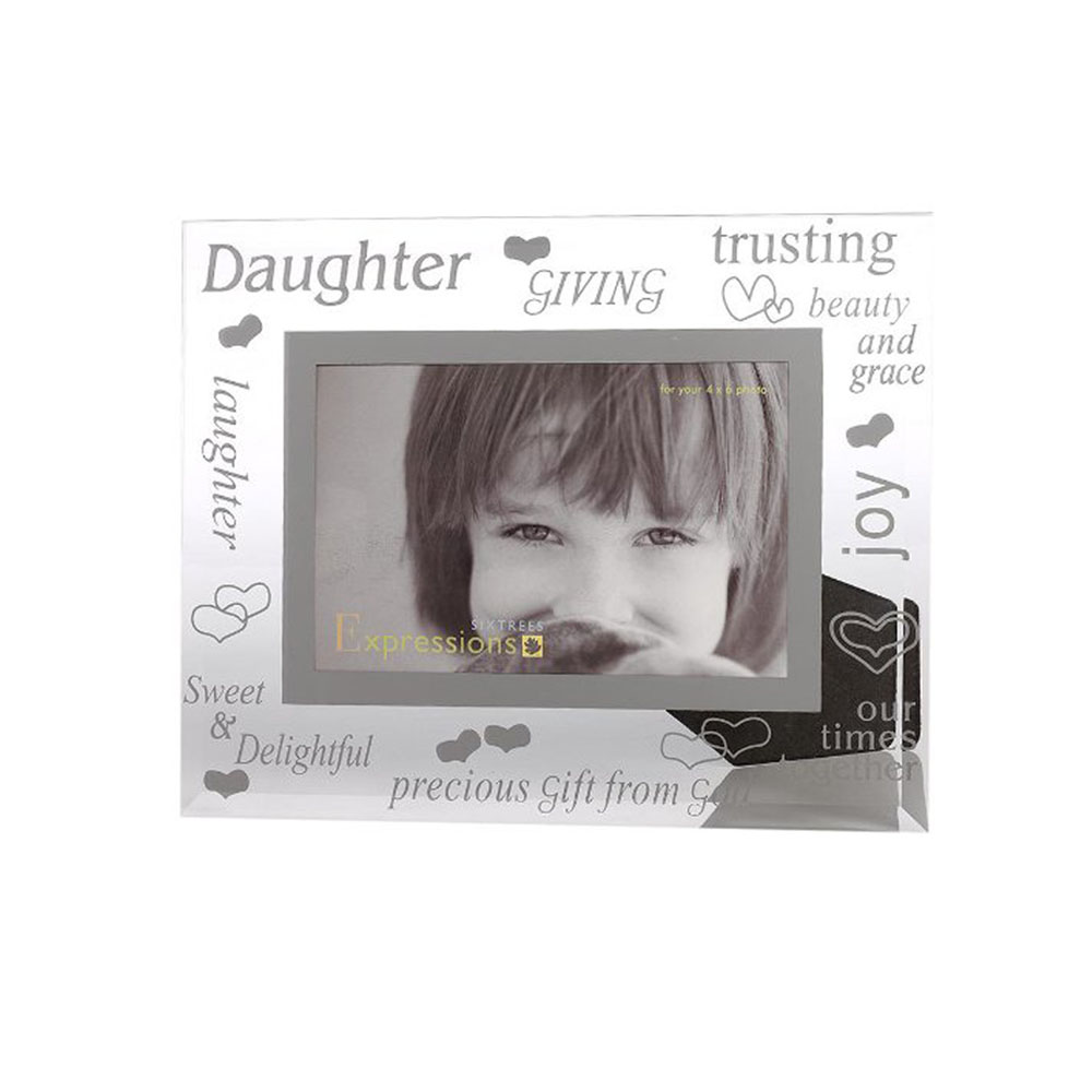 Moments Daughter Frame 6×4″
