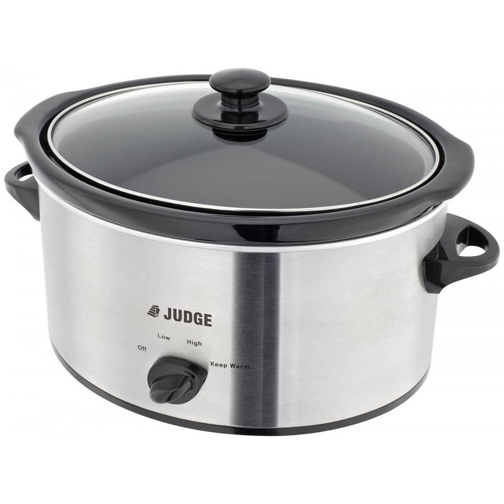 Judge 3.5 Litre Slow Cooker