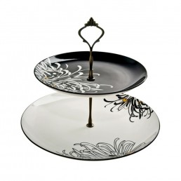 Monsoon Chrysanthemum Cake Stand