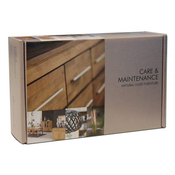 Care Kit for Oiled Furniture