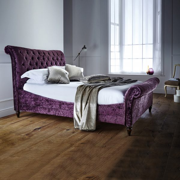 Whitemeadow Kingsley Bedstead High Footend