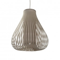Balloon Hanging Shade In Taupe