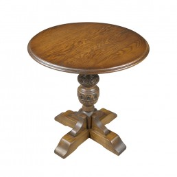 Old Charm Short Wine Table