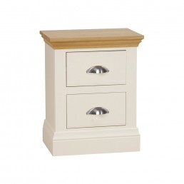 Chatsworth Small 2 Drawer Bedside