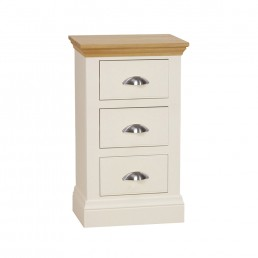 Chatsworth Small 3 Drawer Bedside