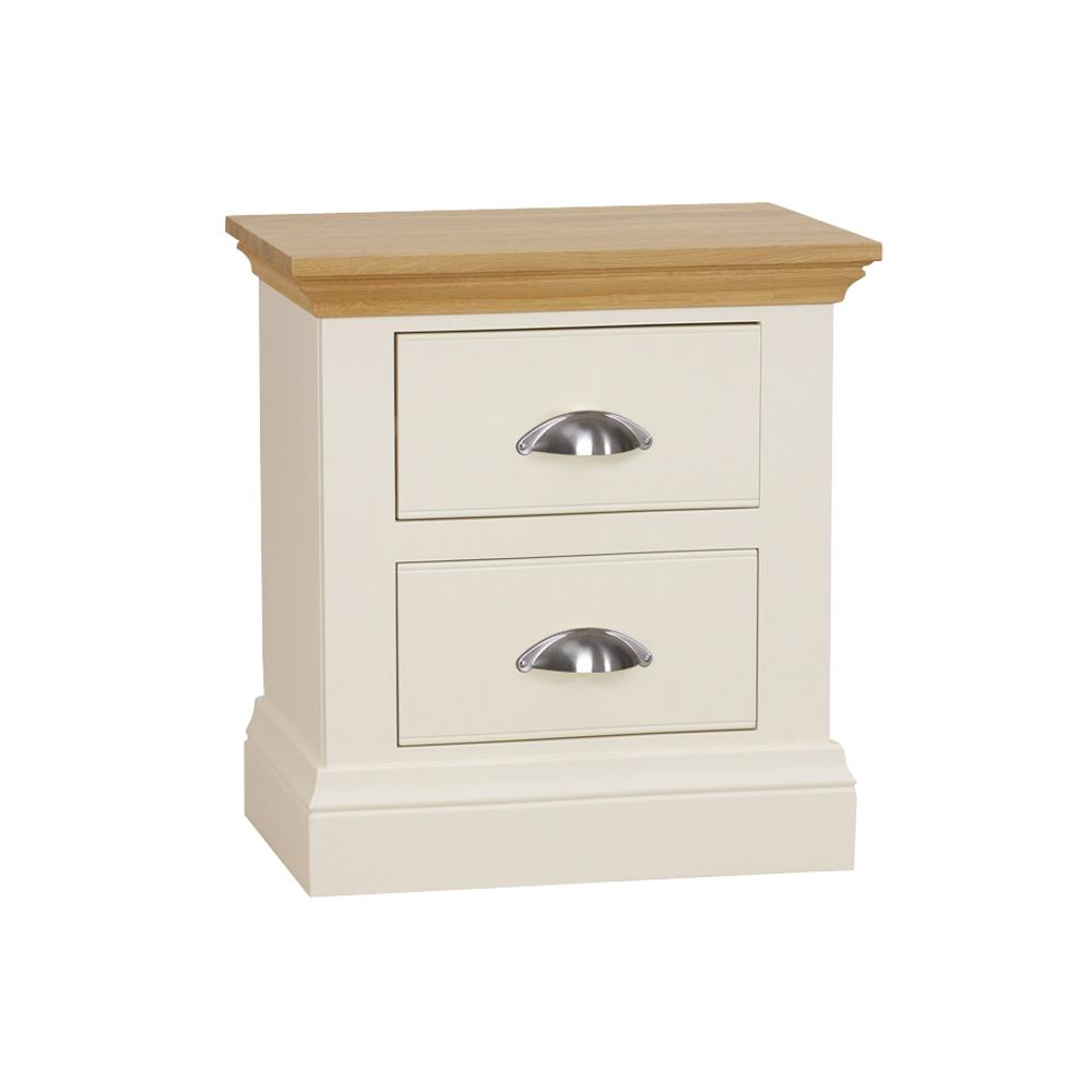 Chatsworth Large 2 Drawer Bedside