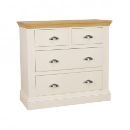 Chatsworth 2+2 Drawer Chest
