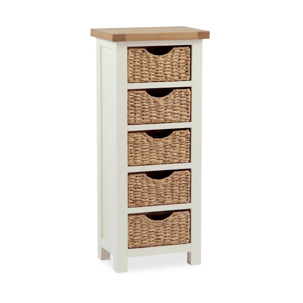 Southwold Tallboy With Baskets