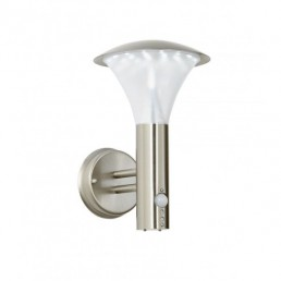 Endon Francis Pir Outdoor Wall Light Stainless Steel