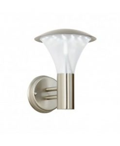 Endon Francis LED Outdoor Wall Light Stainless Steel