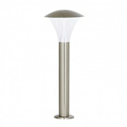 Endon Francis LED Outdoor Post Light Stainless Steel