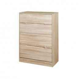 Marseilles 4 Drawer Deep Midi Chest