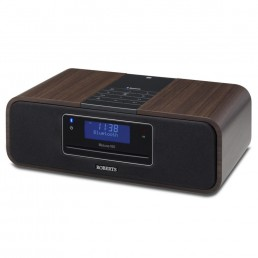 Roberts Blutune 100 Sound System Wood Finish
