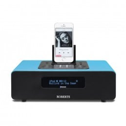 Roberts Blutune 65 Bluetooth Sound System With Dock Teal