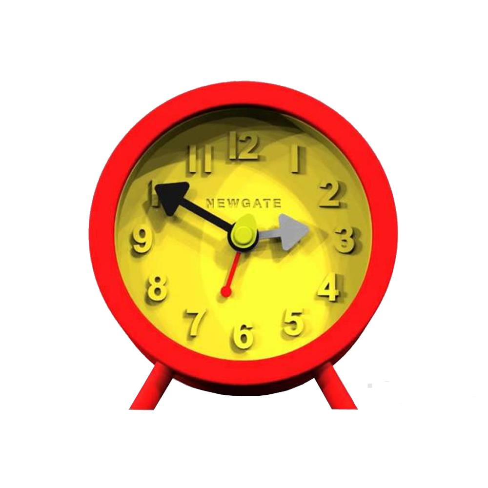 Fred Alarm Clock Fire Engine Red