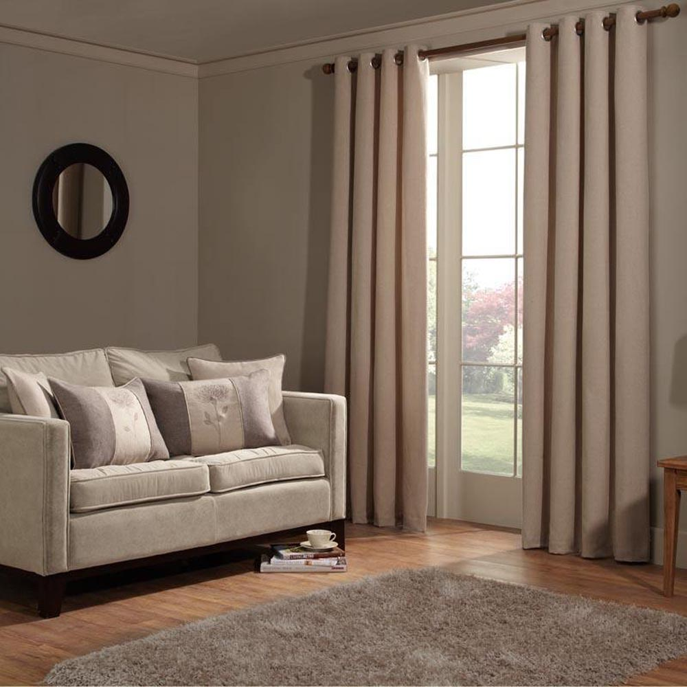 Anderson Readymade Curtains Cream