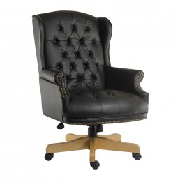 Button Wing Office Chair