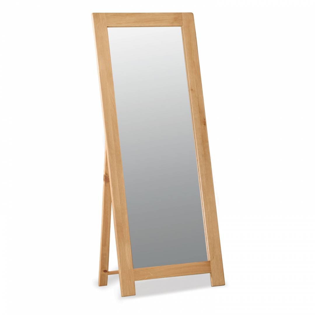 Rural Charm Cheval Mirror
