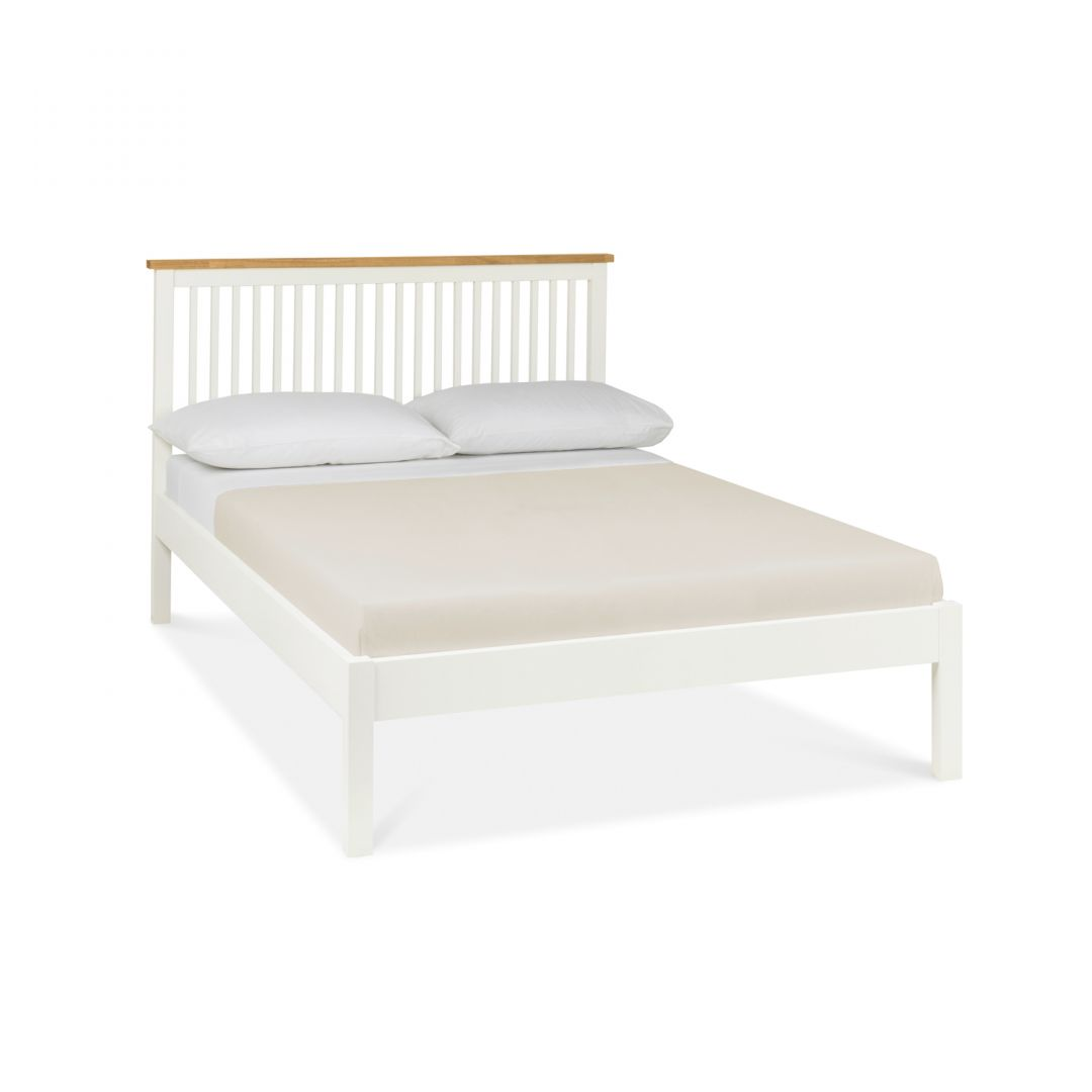 Georgia Two Tone Low Footend Bedstead