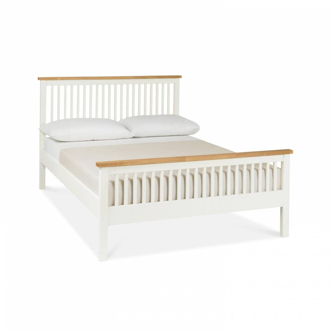 Georgia Two Tone High Footend Bedstead