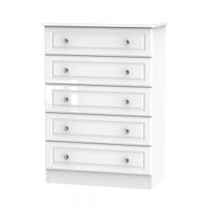 Boston 5 Drawer Chest